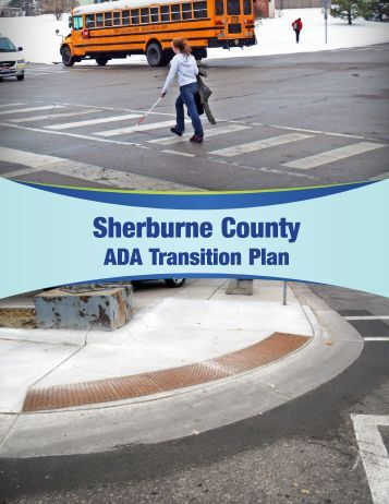 Sherburne County ADA Transition Plan - Sherburne County Minnesota