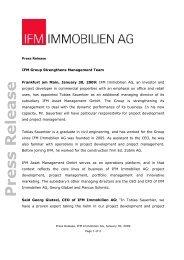 PDF, 81 kb - IFM Immobilien AG