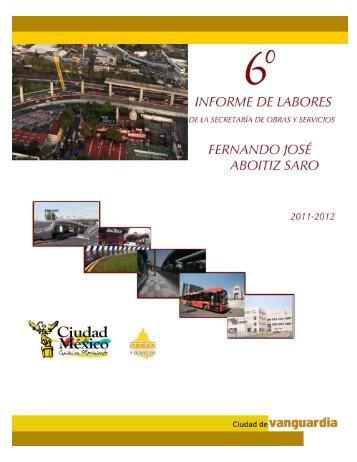 presentación - Secretaria de Obras y Servicios - Gobierno del ...
