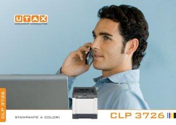 CLP 3726 - Utax