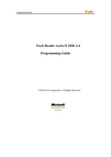 foxit pdf secure rms reader for windows user guide rh yumpu com