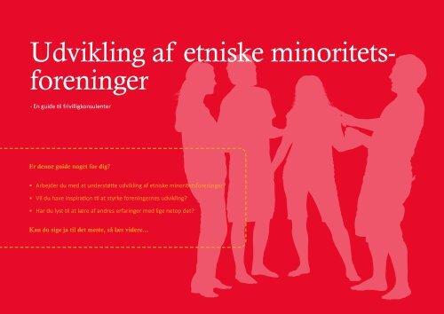 Udvikling af etniske minoritetsforeninger - Ny i Danmark