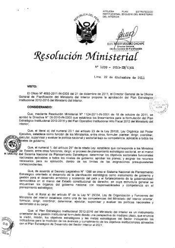 Bolet n informativo estad stico mensual ministerio del for Ministerio del interior legalizar titulo