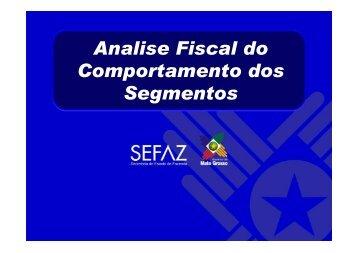Análise Fiscal - Sefaz