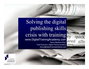 Download handouts that summarise key points from this Digital ...