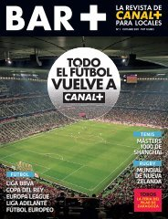 00_portada BAR+OK.indd, page 1 @ Preflight - Canal +