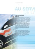 POLICIER UN MÉTIER RICHE DE SENS! - Police cantonale Fribourg - Page 4