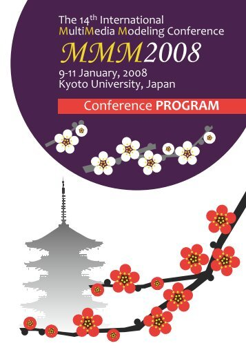 MMM2008 Program Booklet