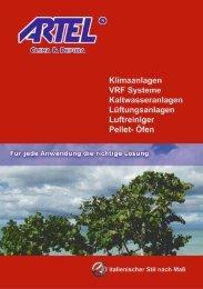 Artel_Katalog_2010_PDF - Artel Klima