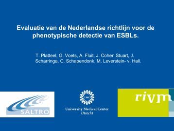 Evaluatie van de Nederlandse richtlijn voor de phenotypische ...