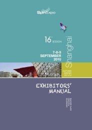 7-8-9 september 2010 - spinexpo