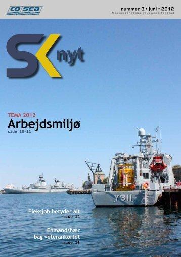 Sø-øvelsestillæg - CO-SEA