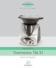 Thermomix TM 31 - Vorwerk
