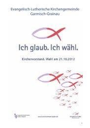 Kandidaten Garmisch-Grainau (pdf, 210 KB) - evangelische ...