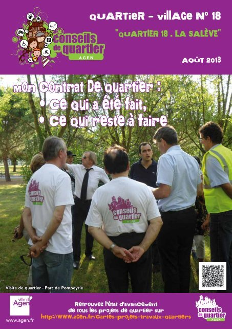 Journal Du Quartier Village 18