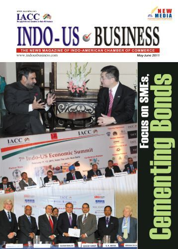 """to Download the """"Indo-US Business Magazine May-June 2011"""""""