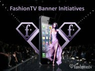 Download PDF - FashionTV Corporate website