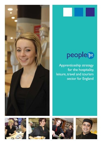 Apprenticeship strategy for the hospitality, leisure, travel ... - People 1st
