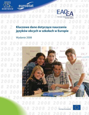 Key Data on Teaching Languages at Schools in Europe - European ...