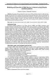 IIIA.11. Krasimir Trichkov, Elisaveta Trichkova, Modeling and - Ecet