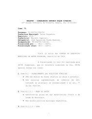 RELATOR - CONSELHEIRO ANTONIO ROQUE CITADINI 16ª ...