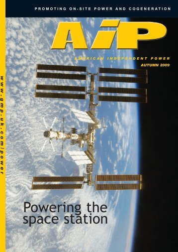 Powering the space station - Global Media Publishing Ltd. - UK.COM