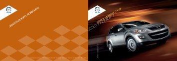 2010 M{zd{ X-9 - Mazda