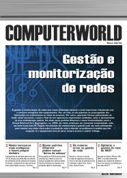 Descarregue aqui a edição completa (pdf) - Computerworld