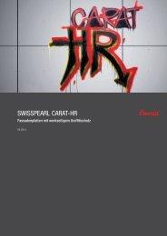 SWISSPEARL CARAT-HR