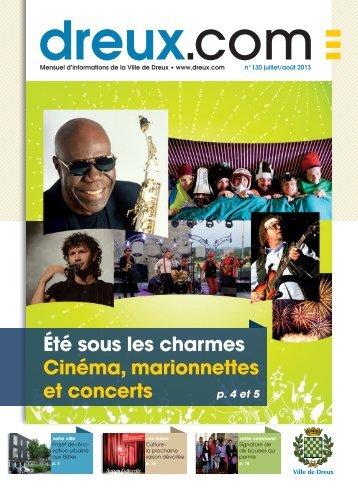 Juillet/août 2013 - Dreux.com