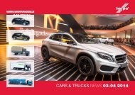 CARS & TRUCKS NEWS 03-04 2014 - Herpa