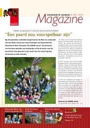 Buren Magazine - Met de klas de boer op