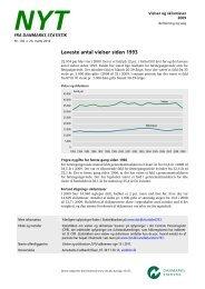Nr. 130:2010 - Danmarks Statistik