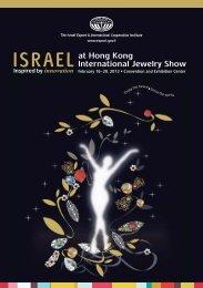 At Hong Kong International Jewelry Show