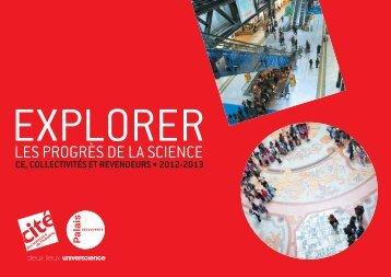 Téléchargez la brochure CE, Collectivités et Revendeurs 2012-2013