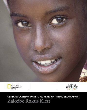 Cenik NG.indd - National Geographic