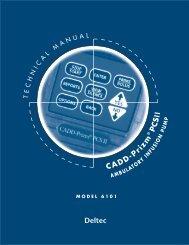 Carter WCFB Service Manual