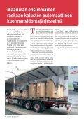 Kuljetus & Logistiikka 5 / 2014 - Page 6