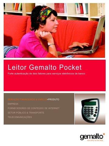 Leitor Gemalto Pocket