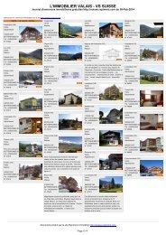 For sale House/Villa 6 rooms SAILLON in Switzerland - Repimmo