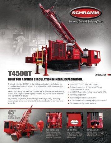 T450GT - Schramm Inc.