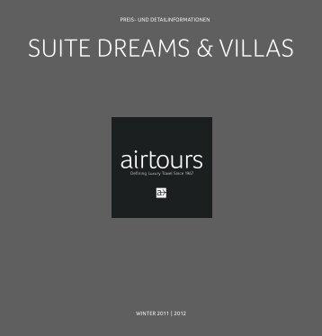 SUITE DREAMS & VILLAS