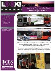 Interior Rail Car Panels - CBS Outdoor