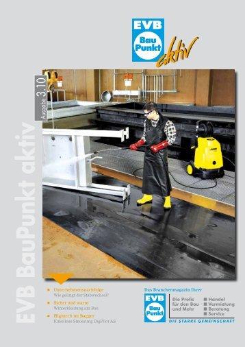 EV B BauPunkt aktiv - scheuch-baumaschinen.com