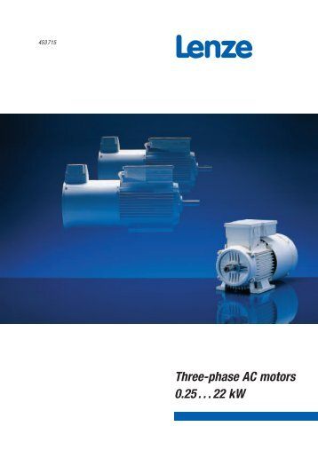 Three-phase AC motors - Valtek