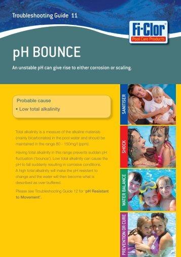 pH BOUNCE