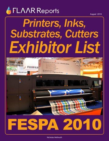 Exhibitor List - Wide-format-printers.org