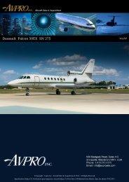 1998 Dassault Falcon 50EX - Business Air Today