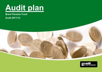 Pension Fund Accounts and Audit Commission Audit Plan PDF 494 ...