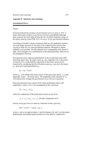 Excerpt - Handbook of Space Astronomy & Astrophysics